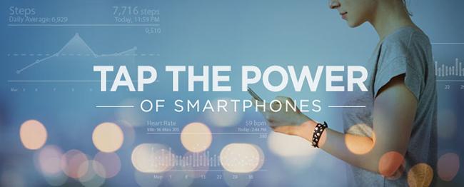 Tap the power of smartphones