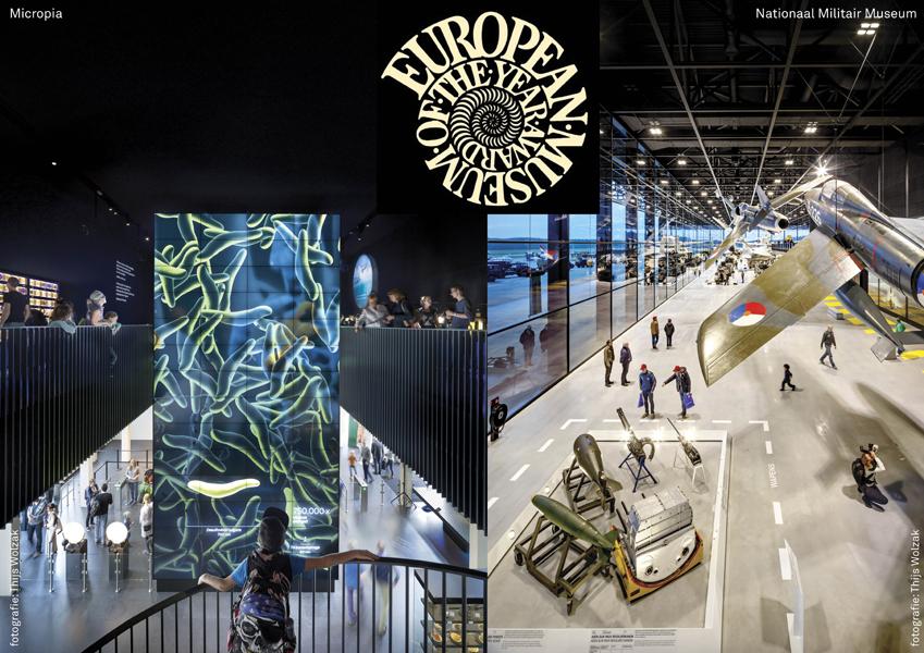 Foto Micropia en NMM winnaars EMYA 2016, Thijs Wolzak