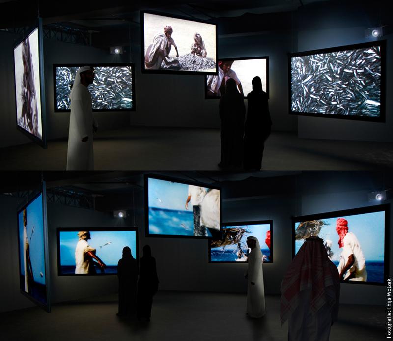 Foto Blackbox Qasr Al Hosn Festival, Kossmann.dejong