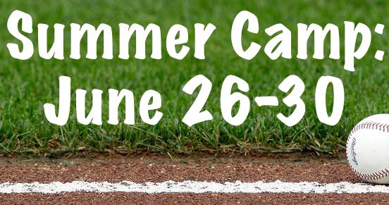 Spring Camp: April 10-12