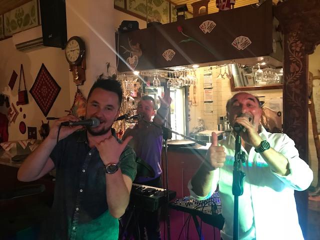 No Name Band / Nevtelen Egyuttes @ Korona Csarda | Wantirna | Victoria | Australia