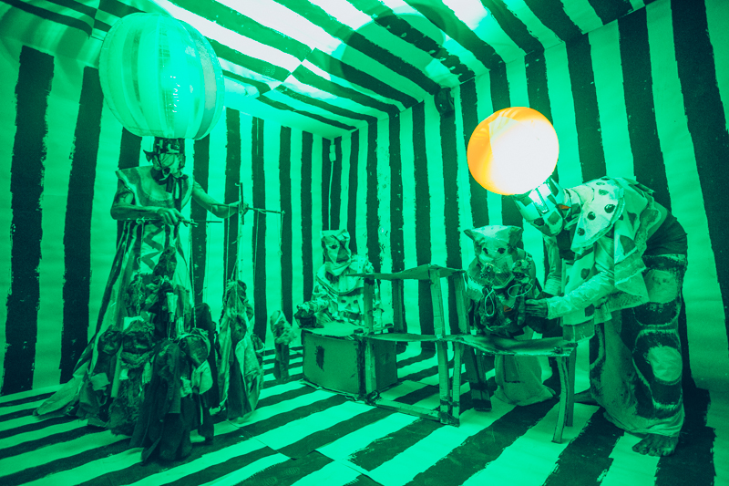 Marvin Gaye Chetwynd as part of the Commissions Programme