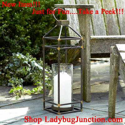Open Design Lantern