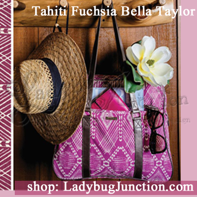 Tahiti Fuchsia by Bella Taylor
