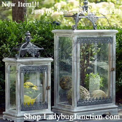 Lantern Set of 2