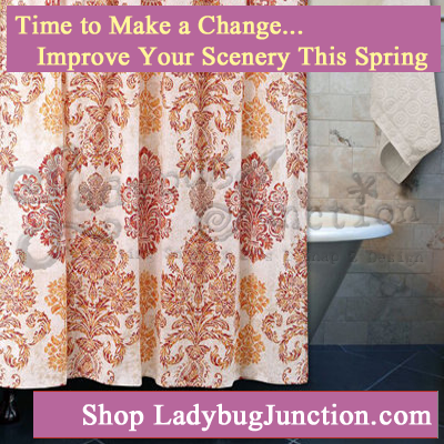 Tuscany Bath Shower Curtain
