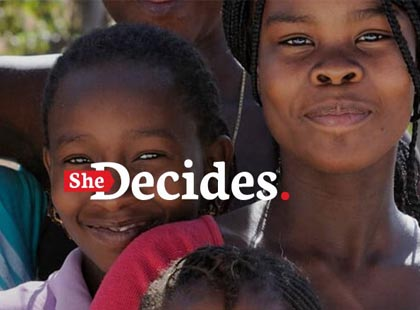 EuroNGOs on She Decides: the start of a global movement?
