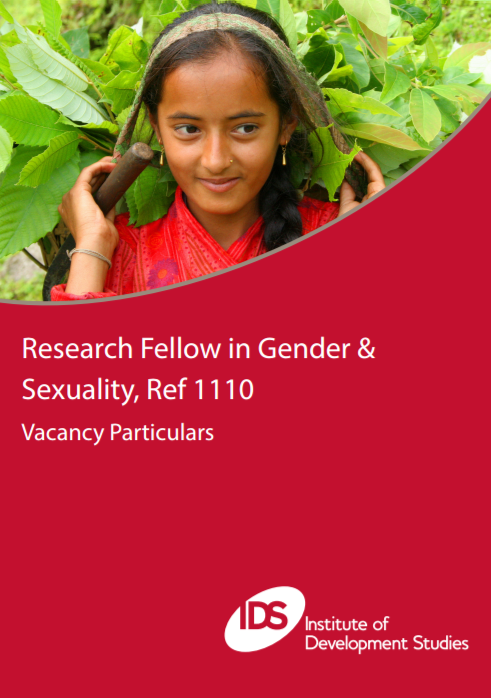 Research Fellow in Gender & Sexuality