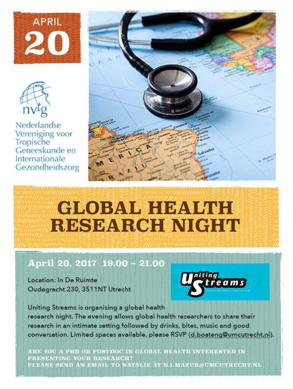 Global Health Research Night