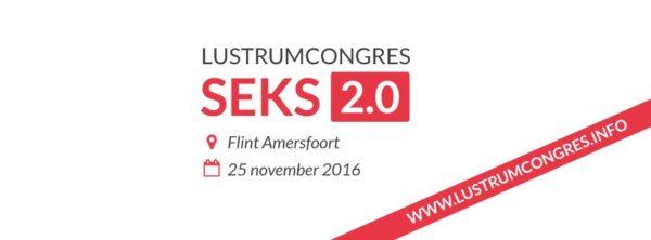 Lustrumcongres 'Seks 2.0'