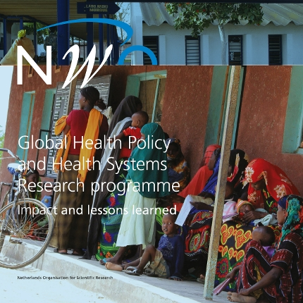 Programme Global Health Policy & Health Systems Final publication: Impact and lessons learned
