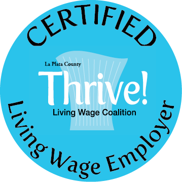 Short announcement about Thrive Living Wage