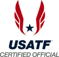 USATF Certified Official Logo