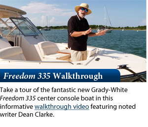 FREEDOM 335 walkthrough video