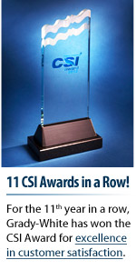11 CSI Awards in a Row!