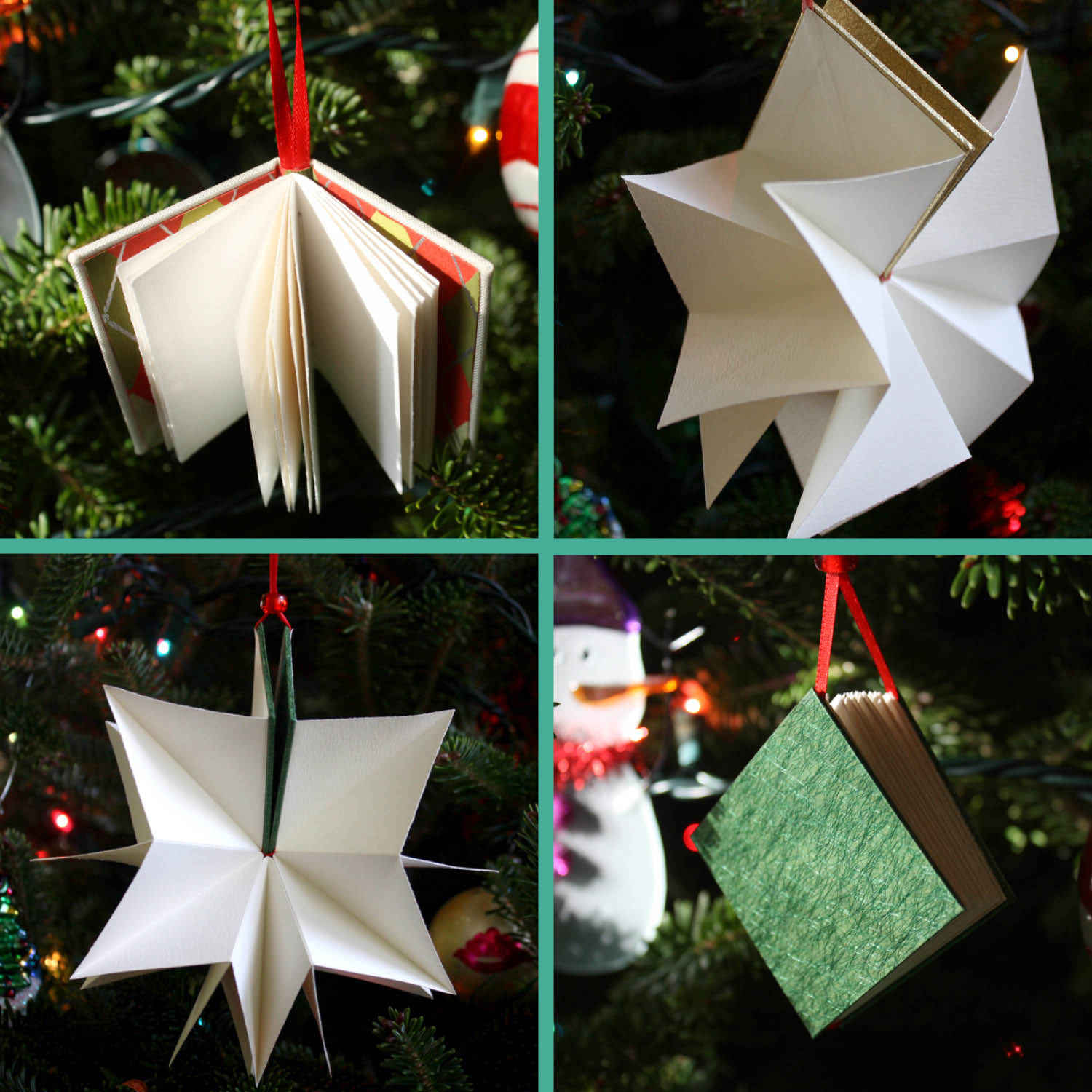 Ornament books