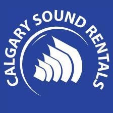 Calgary Sound Rentals Logo