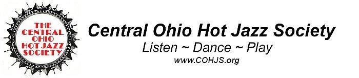 Central Ohio Hot Jazz Society logo