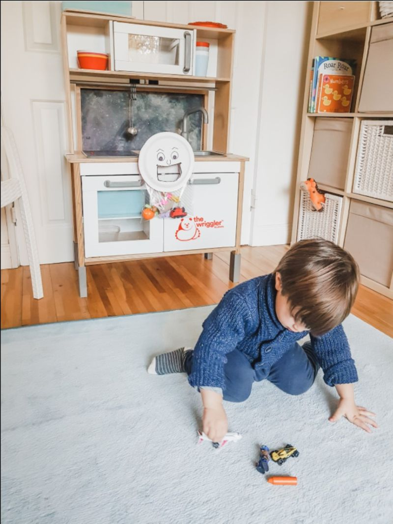 Play ideas for babies and toddlers that help cognitive development and verbal ability
