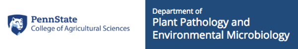 Department of Plant Pathology and Environmental Microbiology
