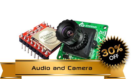 Audio and Camera