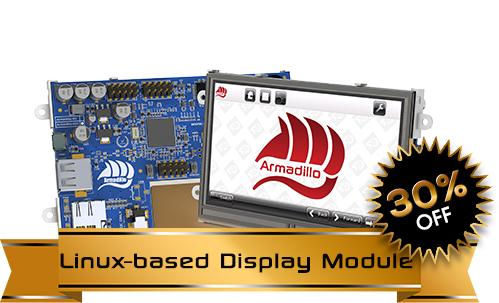 Linux-based Display Modules