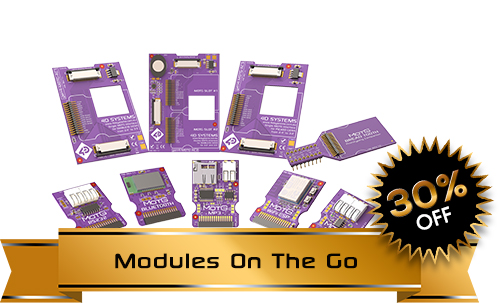 Modules On The Go
