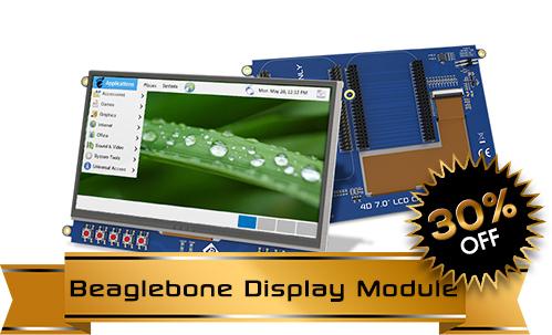 Beaglebone Display Modules