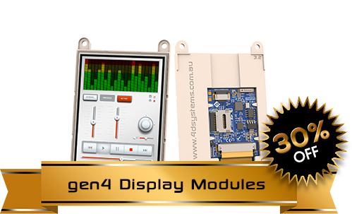 gen4 Display Modules