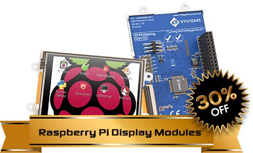 Raspberry Pi Display Modules