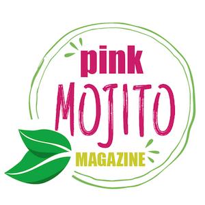 Pink Mojito logo