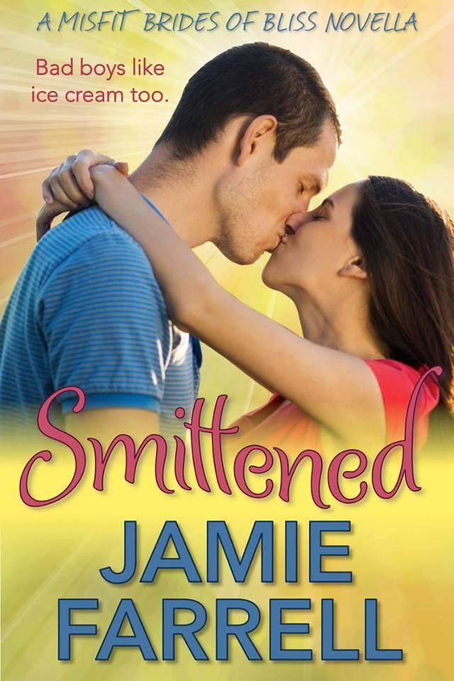 http://www.amazon.com/Smittened-Misfit-Brides-Bliss-Farrell-ebook/dp/B00TVLMRZU/?tag=chrikeni-20