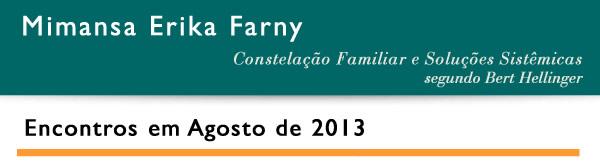 Mimansa Erika Farny - Constelação Familiar e Soluções Sistêmicas -  - Habilite as imagens para ver