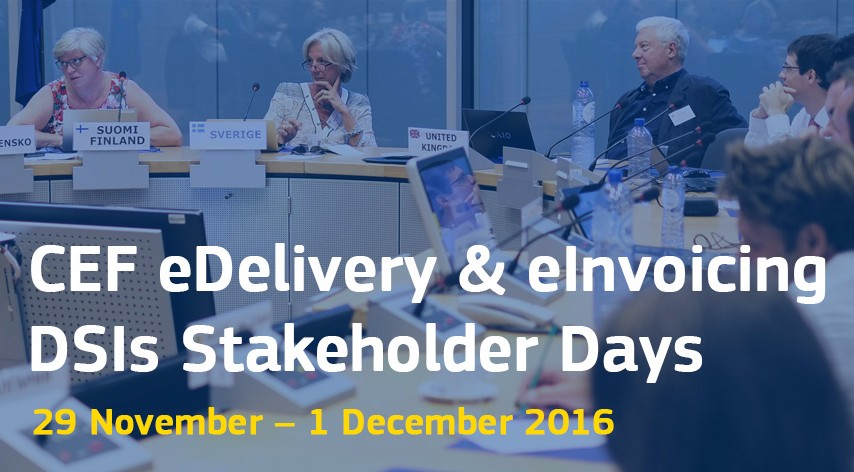 CEF eDelivery Infrastructure Day