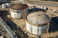 LNG Gas Tanks