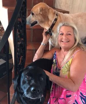 Kim Aranha, President Bahamas Humane Society