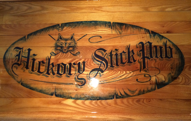 Hickory Stick Pub at Foxburg Country Club