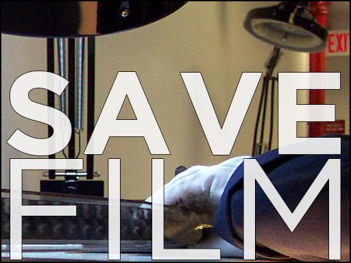 Save Film!
