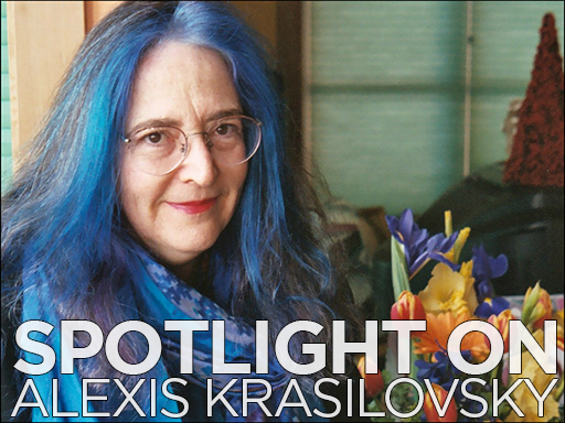 Spotlight on Alexis Krasilovsky