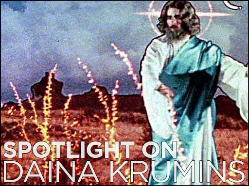 Spotlight on Daina Krumins