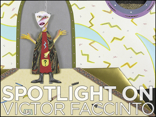 Spotlight on Victor Faccinto