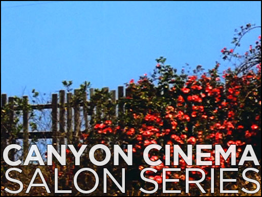 Canyon Cinema Salon Series