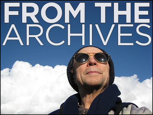 Bruce Baillie on the Internet Archive