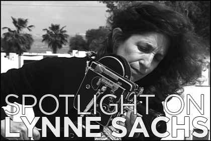 Spotlight on Lynne Sachs