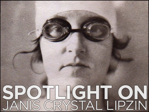 Spotlight on Janis Crystal Lipzin