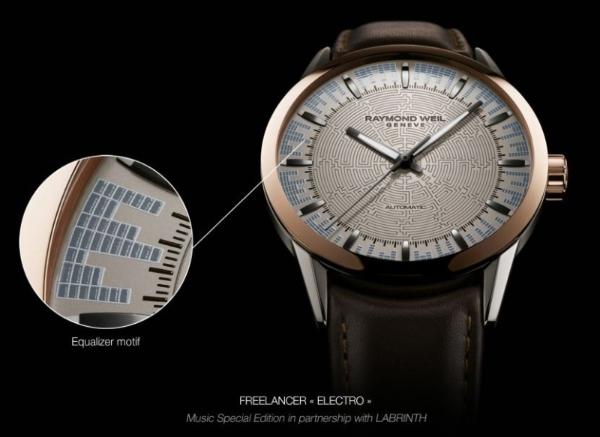часы raymond wail - Freelancer «Electro»