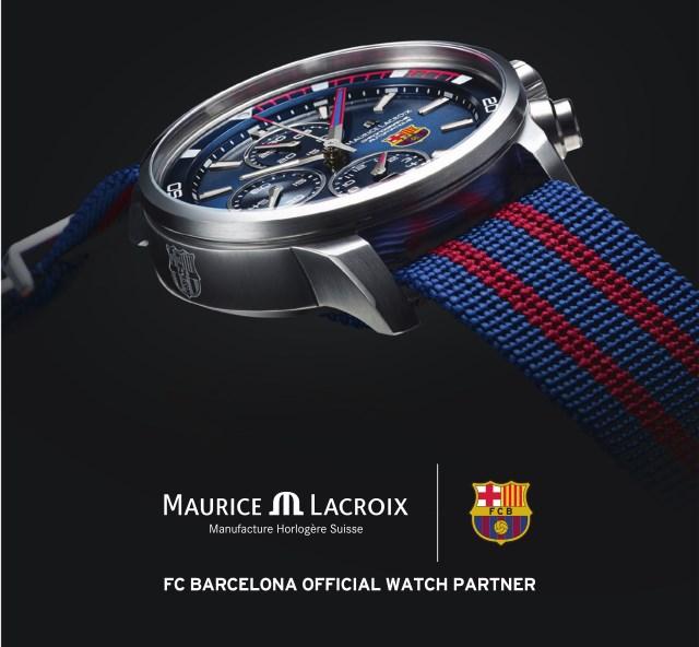 Новая коллекция Maurice Lacroix в продаже