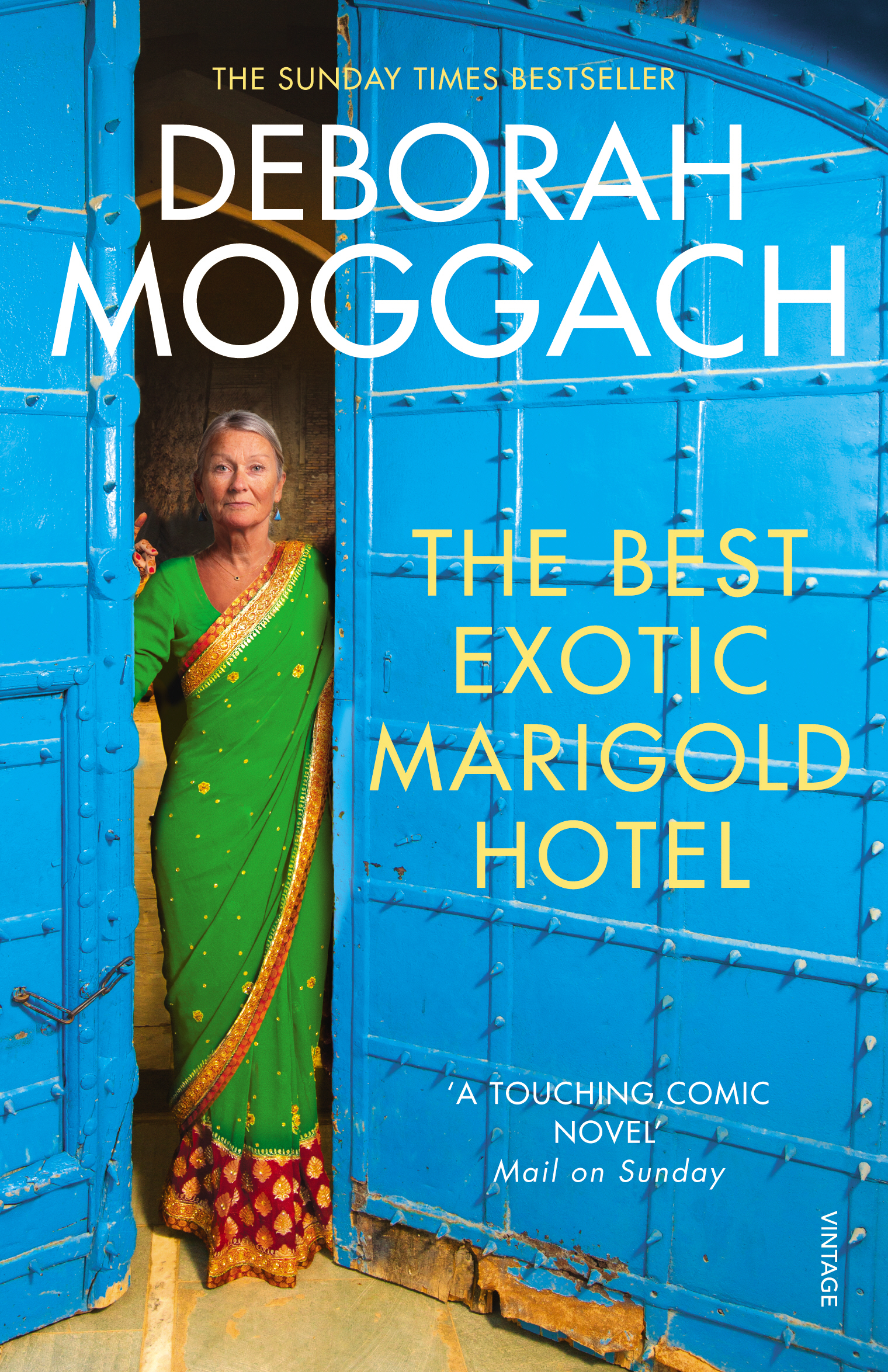 The Best Exotic Marigold Hotel written by Deborah Moggach will be broadcast starting Friday, February 27 at 1:00 PM
