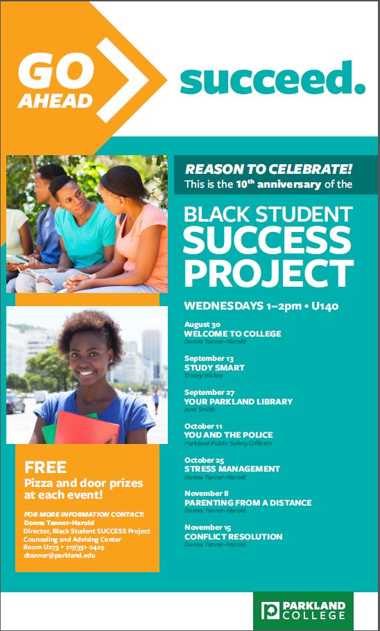 Black Student Success Project