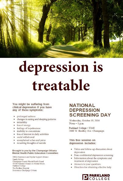 National Depression Screening Day
